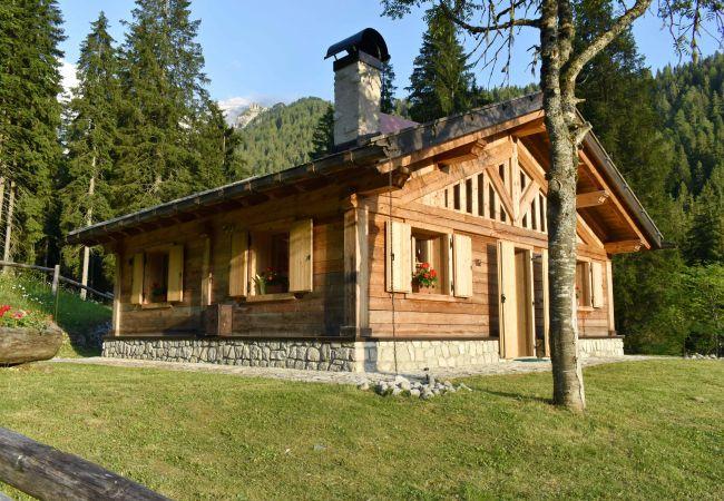 freistehendes Haus in Madonna di Campiglio - CHALET BRENTA DOLOMITES 022247-AT-069258